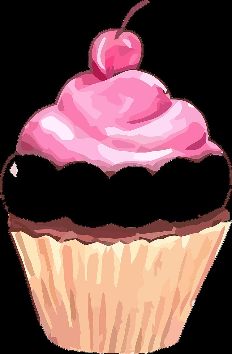 cupcake, muffin, sweet